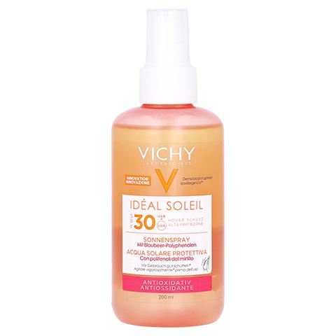 VICHY IDEAL Soleil Sonnenspray Antiox LSF 30 200 Milliliter
