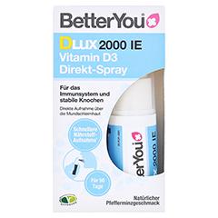 BETTERYOU Vitamin D3 Direkt-Spray 15 Milliliter - Vorderseite