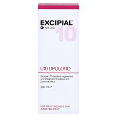 EXCIPIAL U 10 Lipolotio 200 Milliliter - Vorderseite