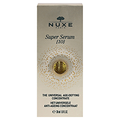 NUXE Super-Serum universelle Anti-Aging-Essenz + gratis Nuxe Super Serum 5 ml 30 Milliliter - Rückseite