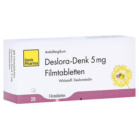 Deslora-Denk 5mg 20 Stück N1