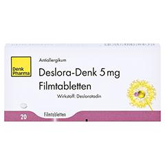 Deslora-Denk 5mg 20 Stück N1 - Vorderseite