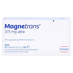 Magnetrans 375 mg ultra Kapseln 50 Stück - Unterseite