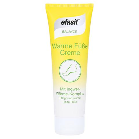 EFASIT Warme Füße Creme 75 Milliliter
