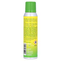 EFASIT Antitranspirant & Fußpilz Spray 150 Milliliter - Rückseite