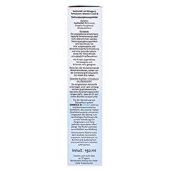 DOPPELHERZ Omega-3 Liquid system 150 Milliliter - Rechte Seite