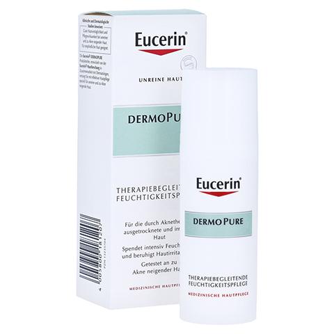 Eucerin DermoPure Therapiebegleitende Feuchtigkeitspflege 50 Milliliter