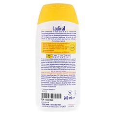 LADIVAL allergische Haut Gel LSF 10 200 Milliliter - Rückseite