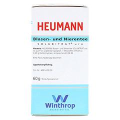 HEUMANN Blasen- und Nierentee SOLUBITRAT uro 60 Gramm - Linke Seite