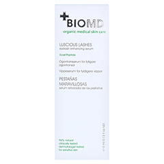 Biomed Wunderwimpern 4 Milliliter - Rückseite