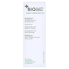 Biomed Bioaufheller 30 Milliliter - Rückseite