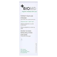 Biomed Vergiss Dein Alter Augenmaske 15 Milliliter - Rückseite