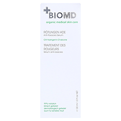 Biomed Rötungen Ade Anti Rosacea Serum 30 Milliliter - Vorderseite