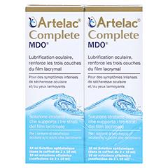 Artelac Complete MDO Augentropfen 2x10 Milliliter - Rückseite