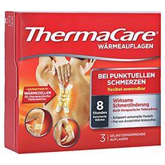 THERMACARE bei punktuellen Schmerzen 3 Stück
