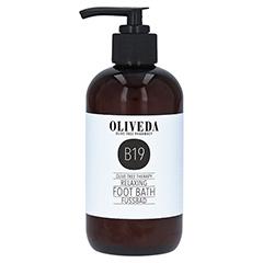 Oliveda B19 Fußbad Relaxing 200 Milliliter