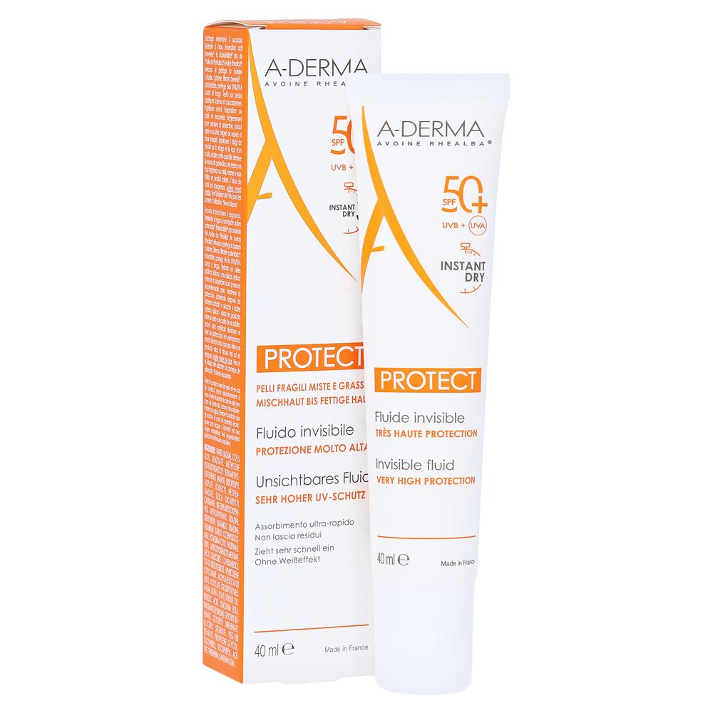 a-derma-protect-unsichtbares-fluid-lsf-50-40-milliliter