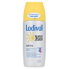 LADIVAL Aktiv Sonnenschutz Spray LSF 50+ 150 Milliliter