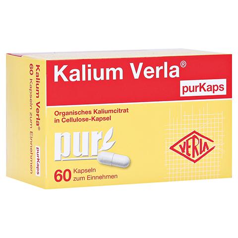 KALIUM VERLA purKaps 60 Stück