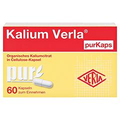 KALIUM VERLA purKaps 60 Stück - Vorderseite