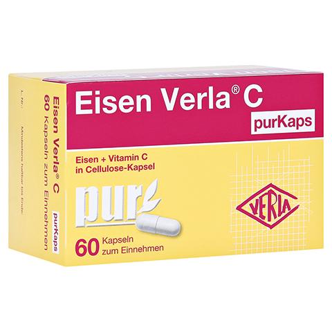 EISEN VERLA C purKaps 60 Stück