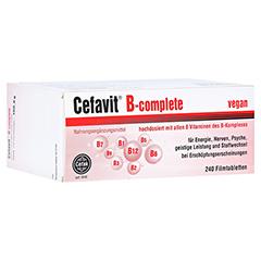 CEFAVIT B complete Filmtabletten 240 Stück