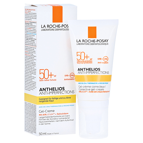 La Roche-Posay Anthelios Anti-Imperfections LSF 50+ 50 Milliliter