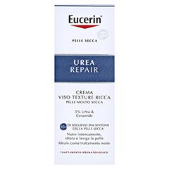 Eucerin Urearepair Gesichtscreme 5% Nacht 50 Milliliter - Rückseite
