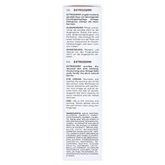 DADO ExtroDerm Augencreme 15 Milliliter - Rechte Seite