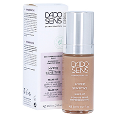 DADO Hypersensitive Make-up almond 30 Milliliter