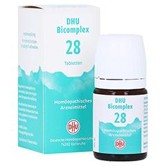 DHU Bicomplex 28 Tabletten 150 Stück N1