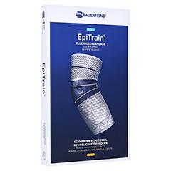 EPITRAIN Bandage Gr.2 schwarz 1 Stück