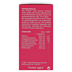 META CARE Vitamin C spezial Kapseln 60 Stück - Linke Seite
