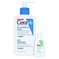 Cerave Feuchtigkeitslotion + gratis Cerave Feuchtigkeitsspendende Reinigungslotion 20 ml 236 Milliliter