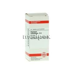 CHININUM SALICYLICUM D 4 Tabletten 80 Stück N1