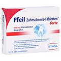 Pfeil Zahnschmerz-Tabletten forte 400mg 20 Stück