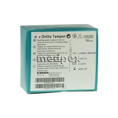 GELITA-Tampon 1x1,5x1,5 cm 50 Stück