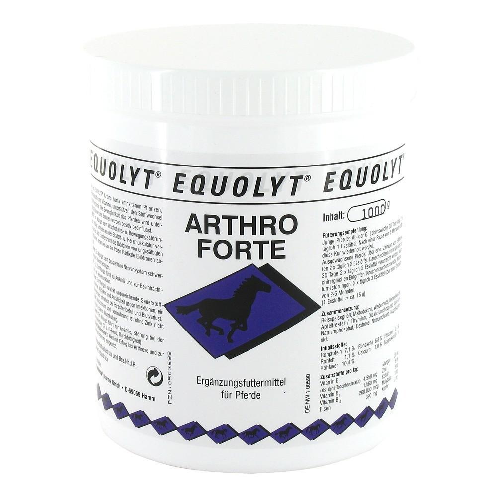 EQUOLYT Arthro forte Pulver vet. 1 Kilogramm