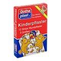 GOTHAPLAST Kinderpflaster Strips 12 Stück