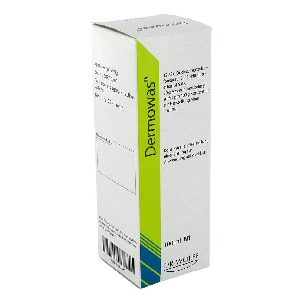 Dermowas konzentrat beipackzettel ciprofloxacin