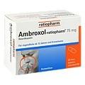 Ambroxol-ratiopharm 75mg Hustenlöser 50 Stück N2