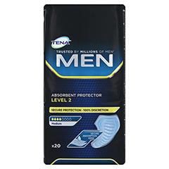 TENA MEN Level 2 Einlagen 20 Stück - Vorderseite