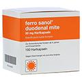 Ferro sanol duodenal mite 50mg 100 Stück N3