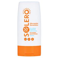 SOLERO Ultra sensitive Sonnenlotion LSF 50+ Reise 50 Milliliter