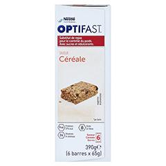 OPTIFAST Riegel Cerealien 6x65 Gramm - Rechte Seite