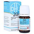 BIOCHEMIE DHU 20 Kalium alum.sulfur.D 12 Tabletten 80 Stück N1
