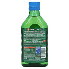 MÖLLER'S Omega-3 Kids Fruchtgeschmack Öl 250 Milliliter - Rückseite