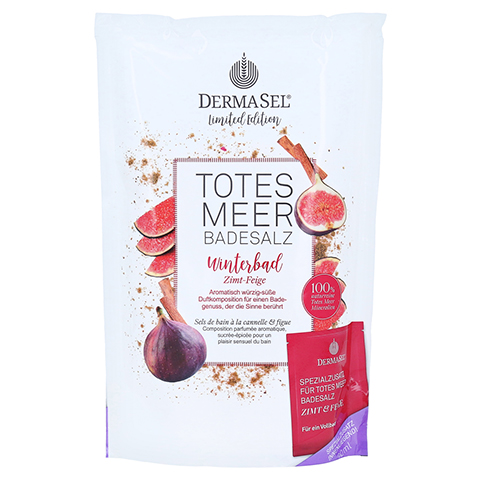 DERMASEL Winterbad Zimt & Feige limited edition 1 Packung
