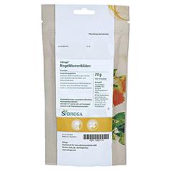 Sidroga Ringelblumenblüten 20 Gramm - Rückseite