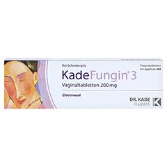 KadeFungin 3 3 Stück N2 - Vorderseite